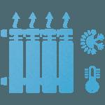 علت گرم نشدن رادیاتور پکیج