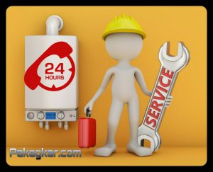 تعمیرات پکیج 24 ساعته