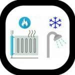 علت سرد بودن آب مصرفی در صورتیکه رادیاتورها گرم میباشند